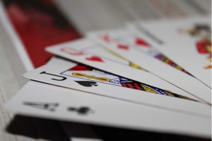 Blackjack korttipeli